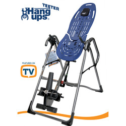 Teeter EP-960 Inversion Table with ComforTrak Bed