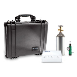 O3Elite Single Professional with Oxygen Tank and Regulator