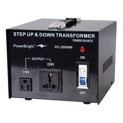 Voltage Transformer for Steam Sauna Pro