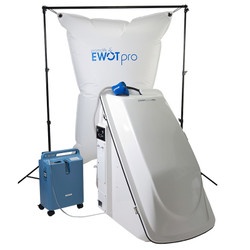 EWOT and Ozone Steam Sauna Package