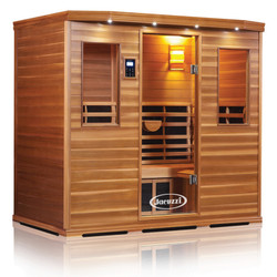 Clearlight Premier Cedar Far Infrared Saunas - Five Sizes
