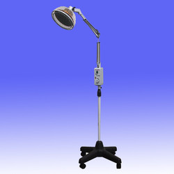 TDP Energizer Far Infrared Mineral Floor Lamp - Manual