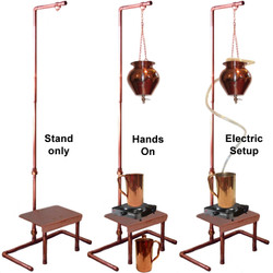 Shirodhara Stands and Complete Systems