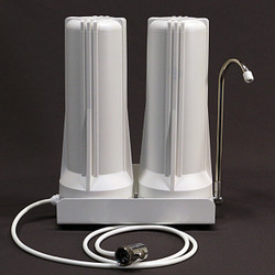 Two Stage Countertop Water Purifier