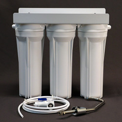 Three Stage Under Counter Water Filter