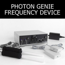 Photon Genie Harmonic Energy Device - Ed Skilling Institute