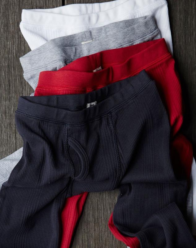Boy's Pant (Ribbed)
