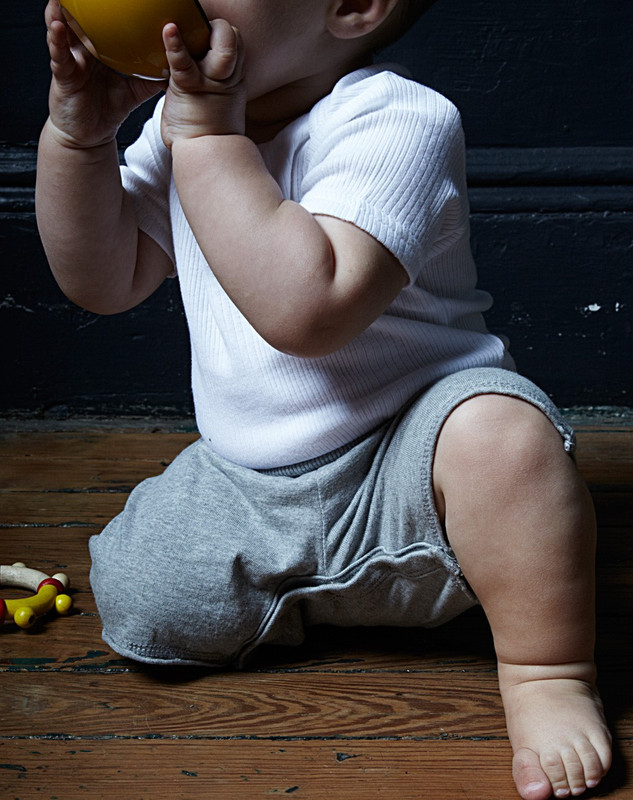 Baby Shorts (Jersey)