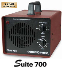 villa 1000 ozone machine