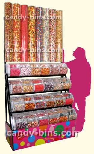 Candy Rack #74-100