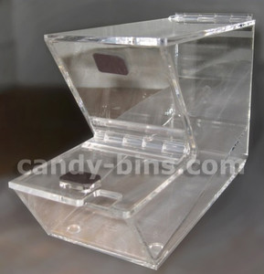 Yogurt Topping Bin YT4117 (With Slit For Spoon)