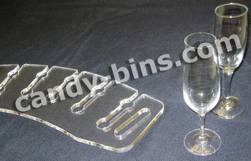 Champagne Serving Tray