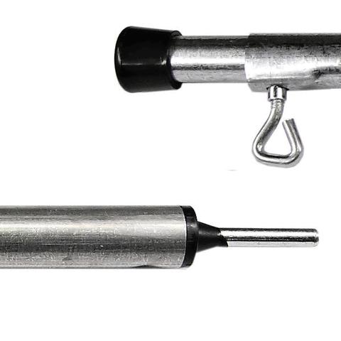 7Ft Adjustable Steel Pole   CampKings Australia