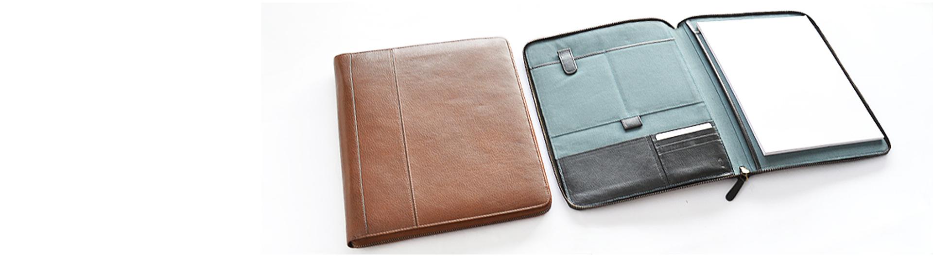 Leather Portfolios