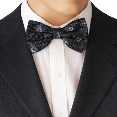 adjustable bow tie instructions