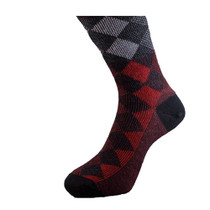 Argyle Wool Socks