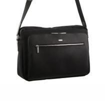 Black Unisex Computer Bag