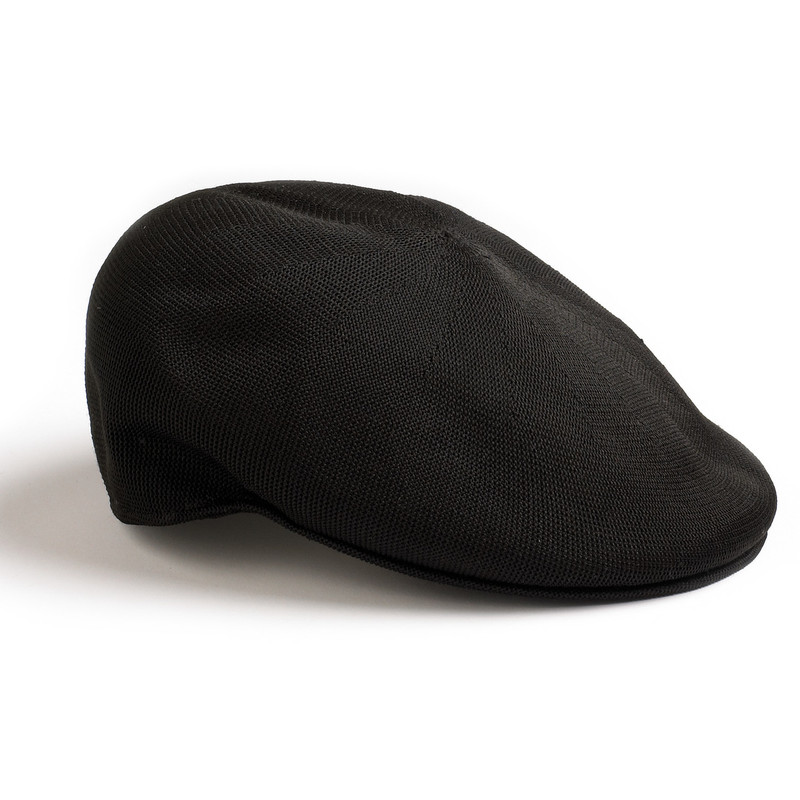 Black Kanga Hat