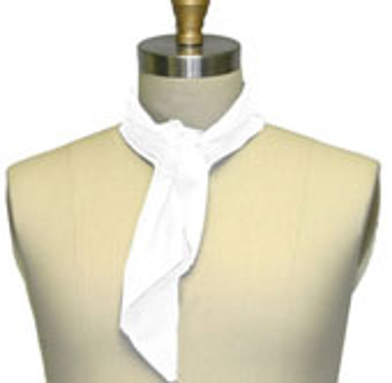 Cravat Neckerchief in 100% Cotton Twill