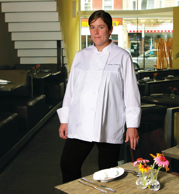 BYO Premium Maternity Chef Coat