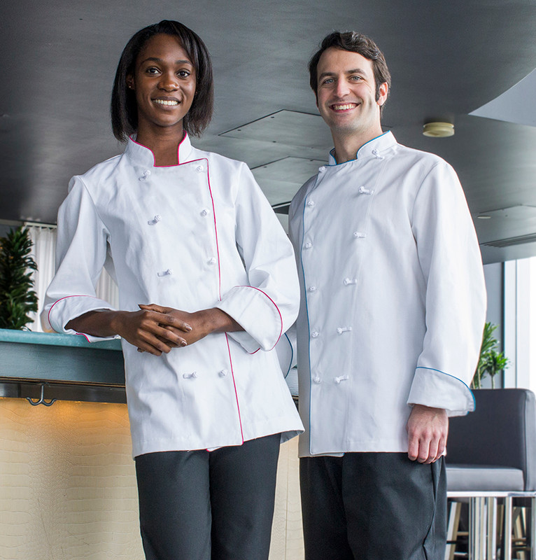 Build Your Own Premium Traditional Chef Coat