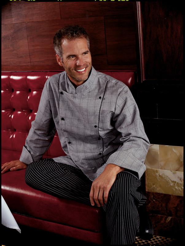 Build your Own Premium Corded Chef Coat