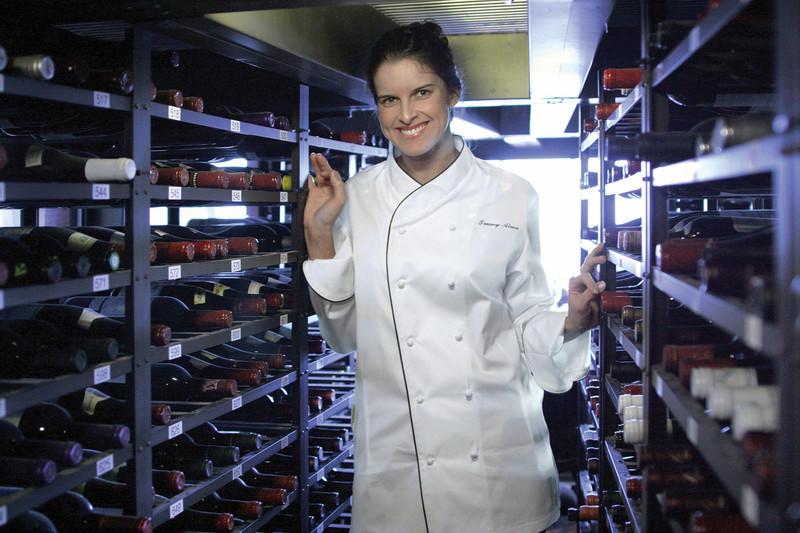BYO Premium Women's Imperial Chef Coat