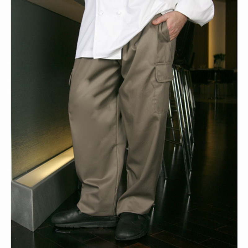 Cargo Chef Pants in Poplin - 29 Colors!