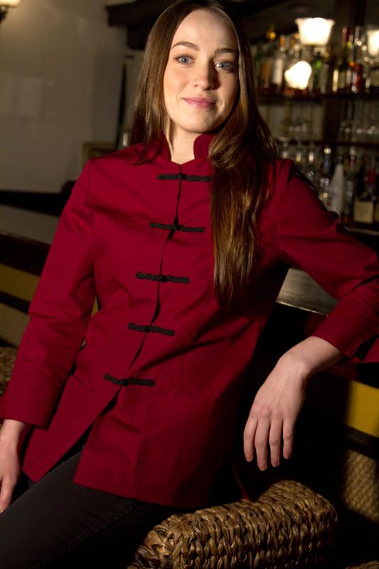 Women's Shanghai Server Jacket