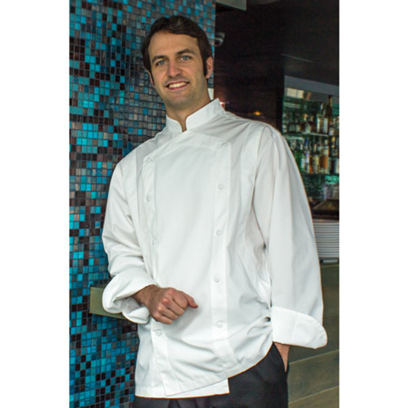 Venetian Chef Coat in 100% Cotton Twill