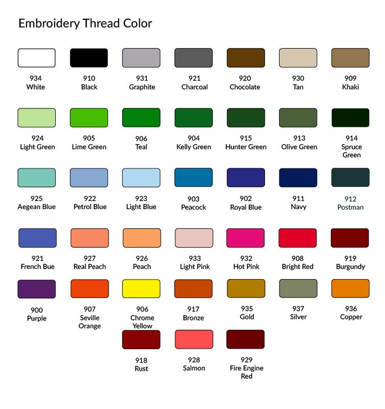 embroider thread