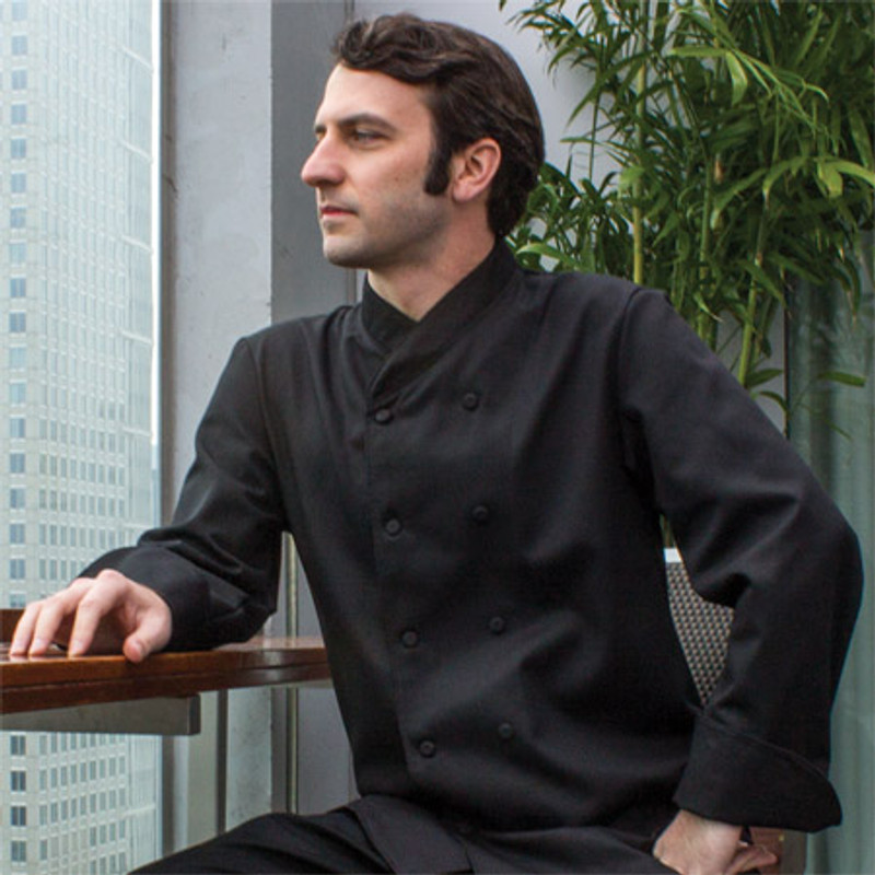 Imperial Chef Coat in 100% Organic Cotton