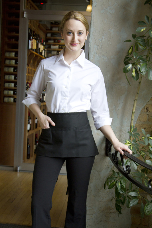 Standard Waist Apron with three pockets