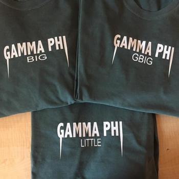 Yeezus Gamma Phi