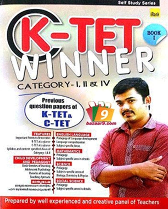 K-TET & C-TET WINNER (Category 1, 2 & 4)