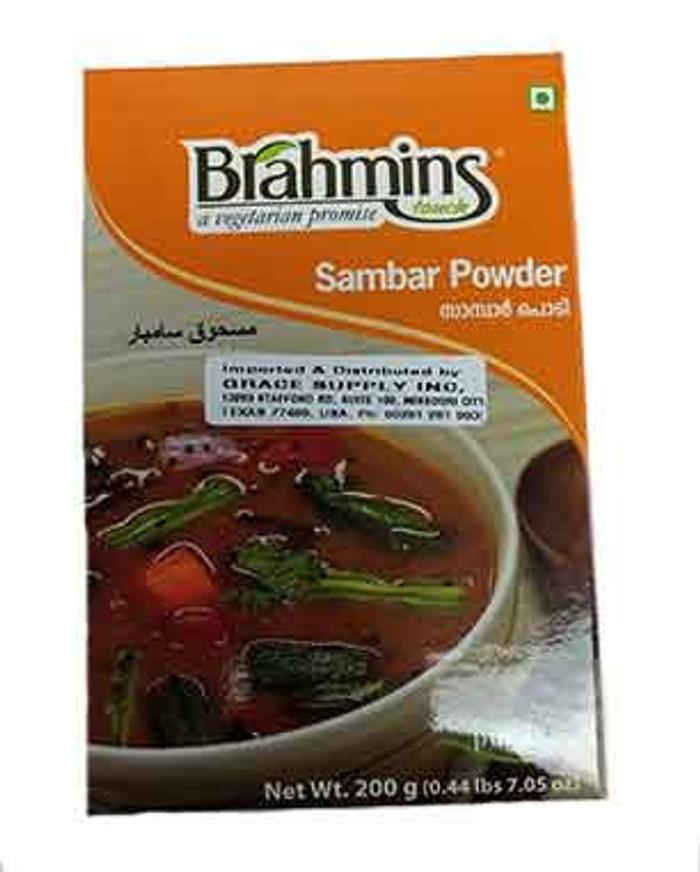 Brahmins Sambar Packet - 200 gms