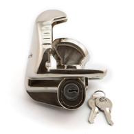 Trailer Coupler Lock