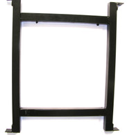 """Roof Vent Frame only To fit Carry -on trailers With 22.5"""" between roof bows standard 14X14 vent"""