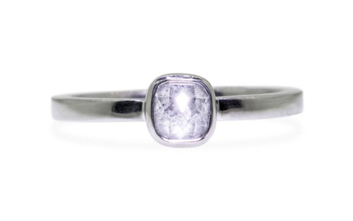 .50 Carat Icy White Diamond Ring in White Gold