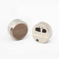 Hockey Puck Lock - Made in USA