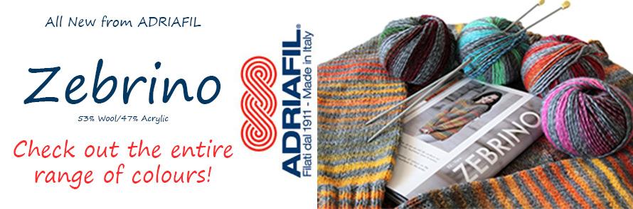 adriafil zebrino new