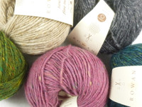 Rowan Fine Tweed Knitting Yarn | Various Colours