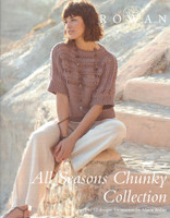 All Seasons Chunky Collection Rowan Knitting Book