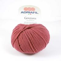Adriafil Genziana 4 Ply 100% Merino Wool