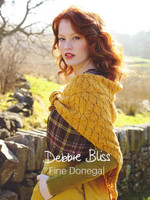 Fine Donegal Collection by Debbie Bliss - Garment 5 (and main image)