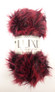 King Cole Luxe Fur Yarn - Red Deer 1036