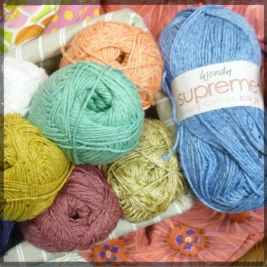 Wendy Supreme Cotton Silk DK - Main Image