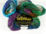 A collection of Noro Silk Garden yarn