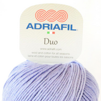 Adriafil Duo Comfort DK Pure DK Knitting Yarn - Main Image