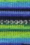 Adriafil Knitcol Self Patterning Knitting Yarn, 50g Balls Shade 64 - Verdi